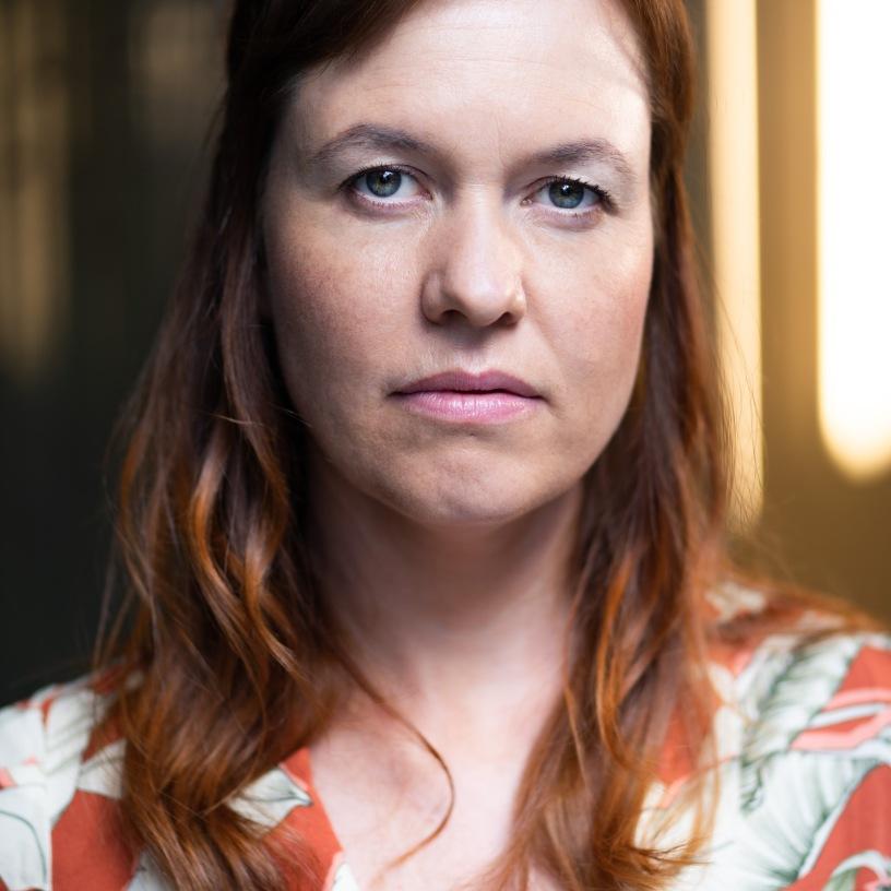 Schauspielerin Fabienen Trüssel